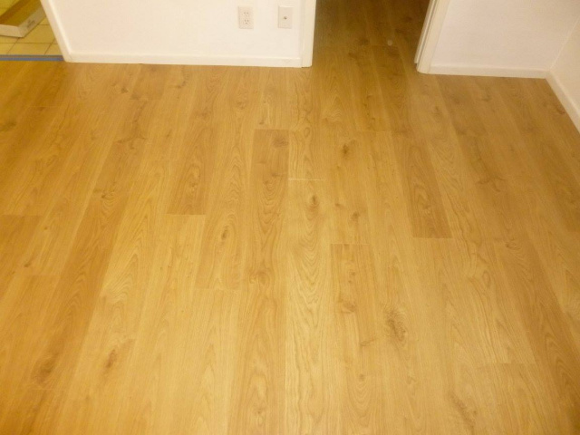 Laminate Floor CDL28-01 Rustic Wheat Oak